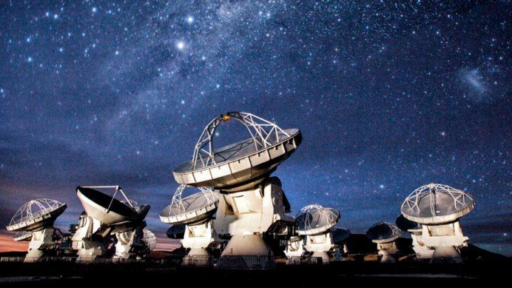 ESO telescopios