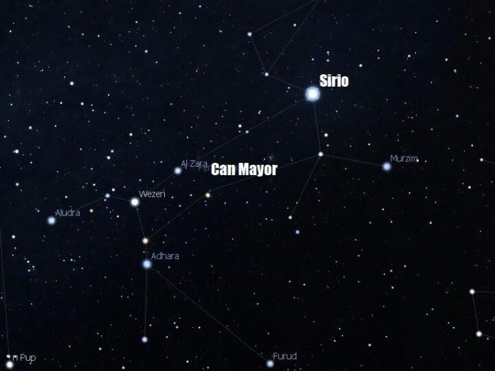 Sirio. Las estrellas del Universo
