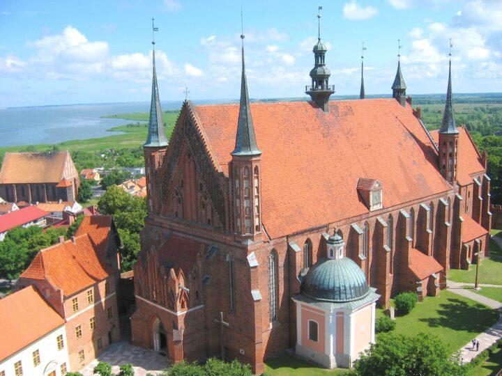 Frauenburg donde vivió Copérnico astrónomo polaco