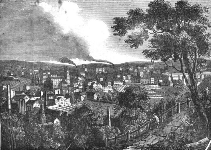 Halifax en donde trabajó Herschel astrónomo alemán