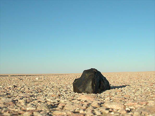 Meteorito Arabia