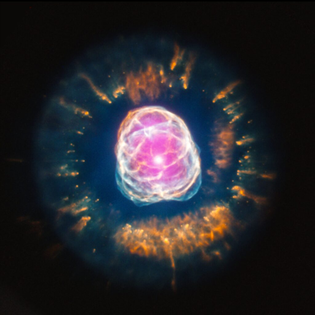 Nebulosa Esqimal