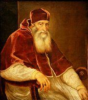 Paulo III en tiempos de Copérnico astrónomo polaco