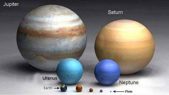 Cinco planetas. Saturno el planeta de los anillos