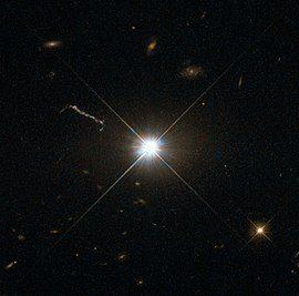 3C273. Los quásares