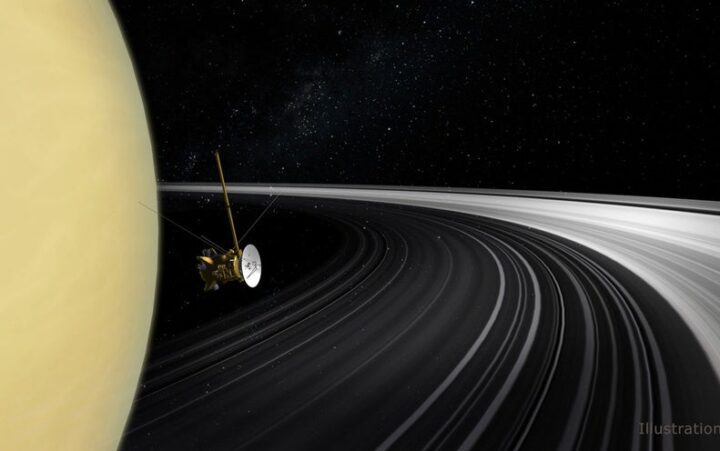 Anillos Saturno