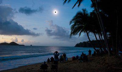 Eclipse australia 2012