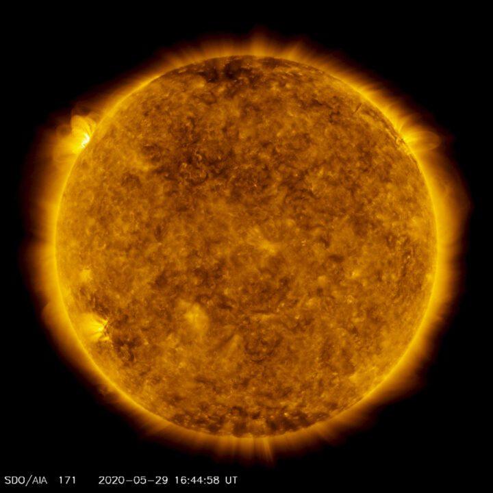 Sol NASA. El Sol es una estrella