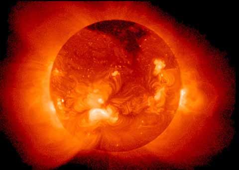 Sol Rayos X