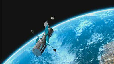 Hubble. Los telescopios espaciales