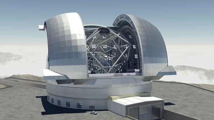 ELT. los telescopios ópticos