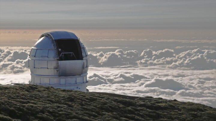 GranCan. Los telescopios ópticos