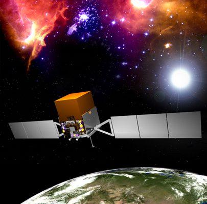 Fermi. Los telescopios espaciales