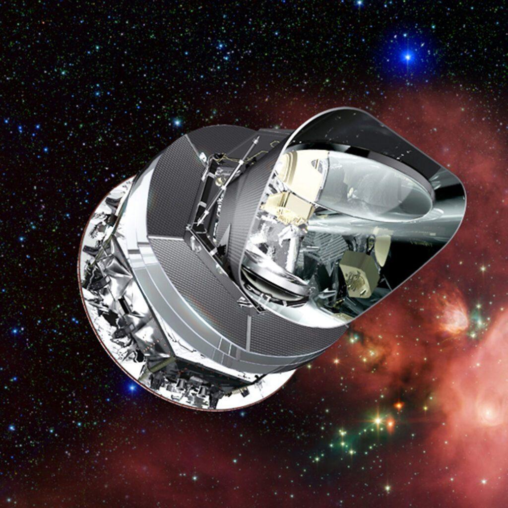 Planck. Los telescopios espaciales