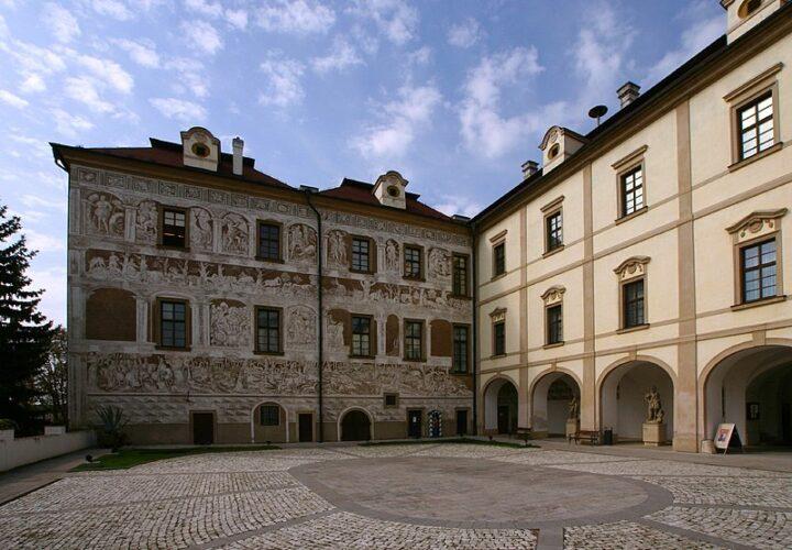 Castillo donde vivió Tycho Brahe astrónomo