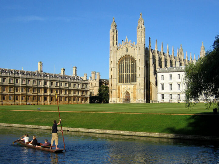 Cambridge. Biography of Isaac Newton
