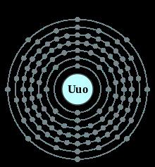 Los átomos oganesón