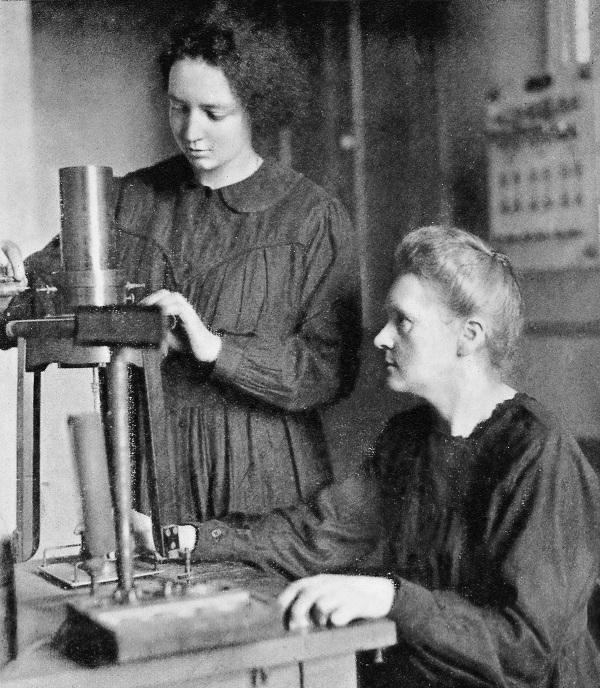 neutrons Irène Curie