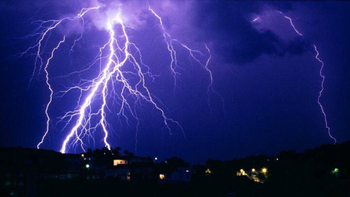 Lightning boll